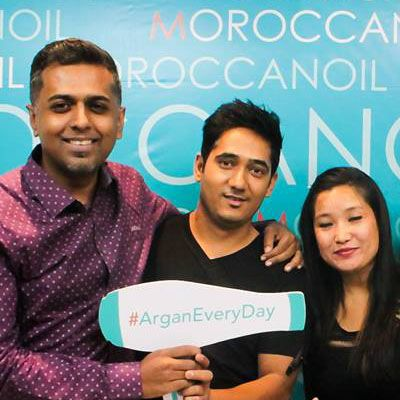 Moroccan Oil Launch Bounce Indiranagar