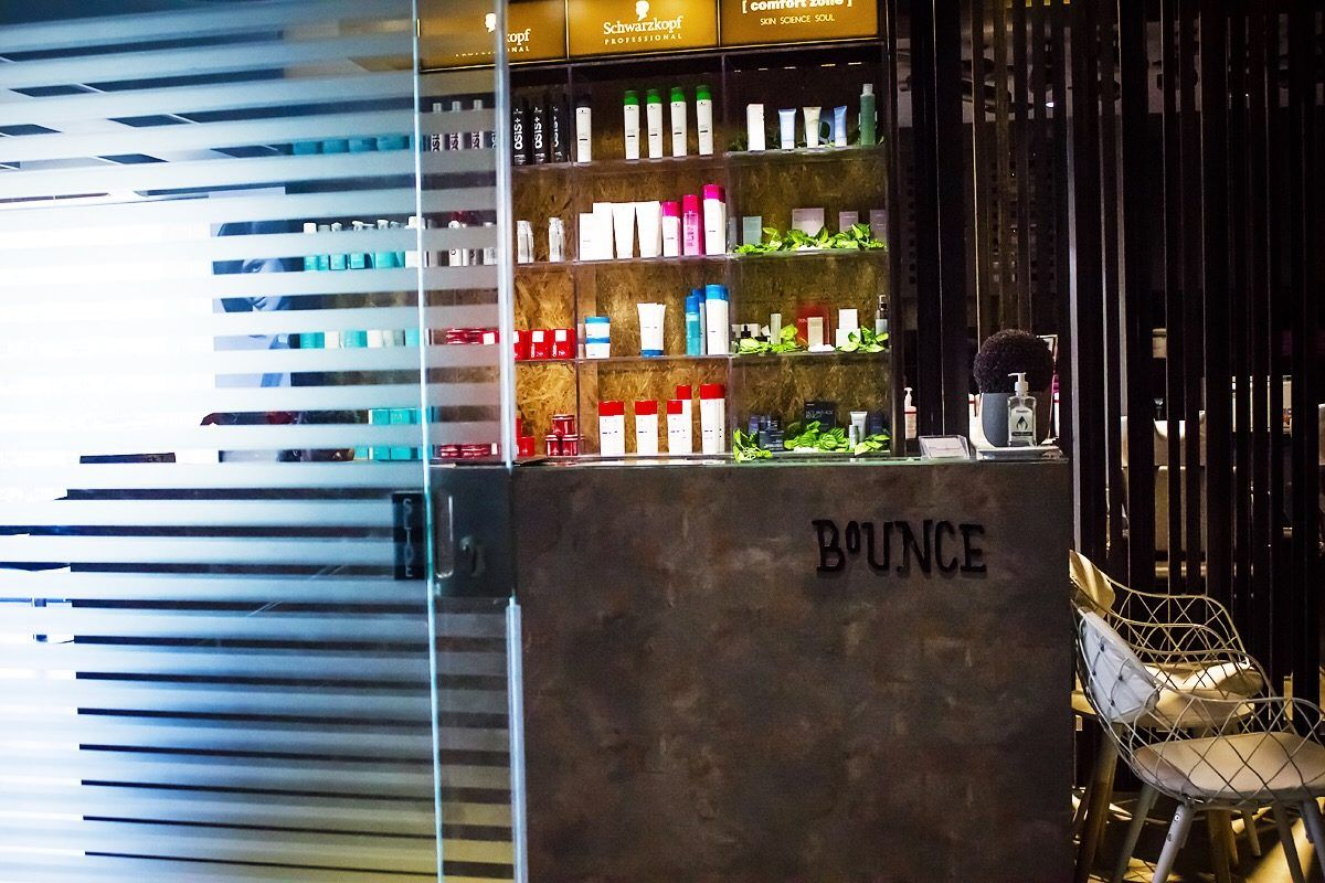 Bounce Style Lounge in Whitefield