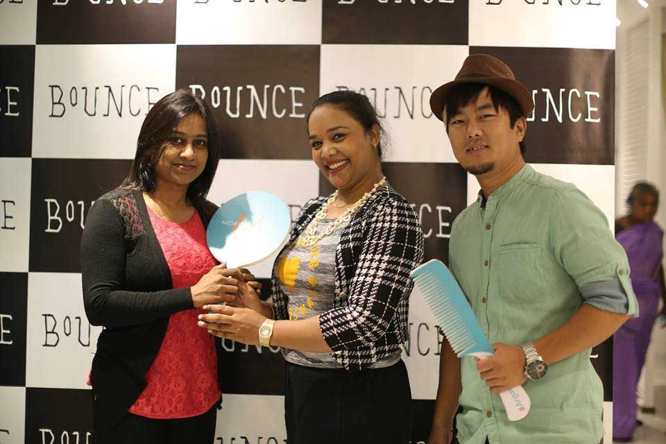 Moroccan Oil Launch Annanagar Chennai